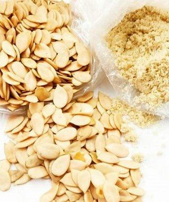 Graines de concombre (courge)